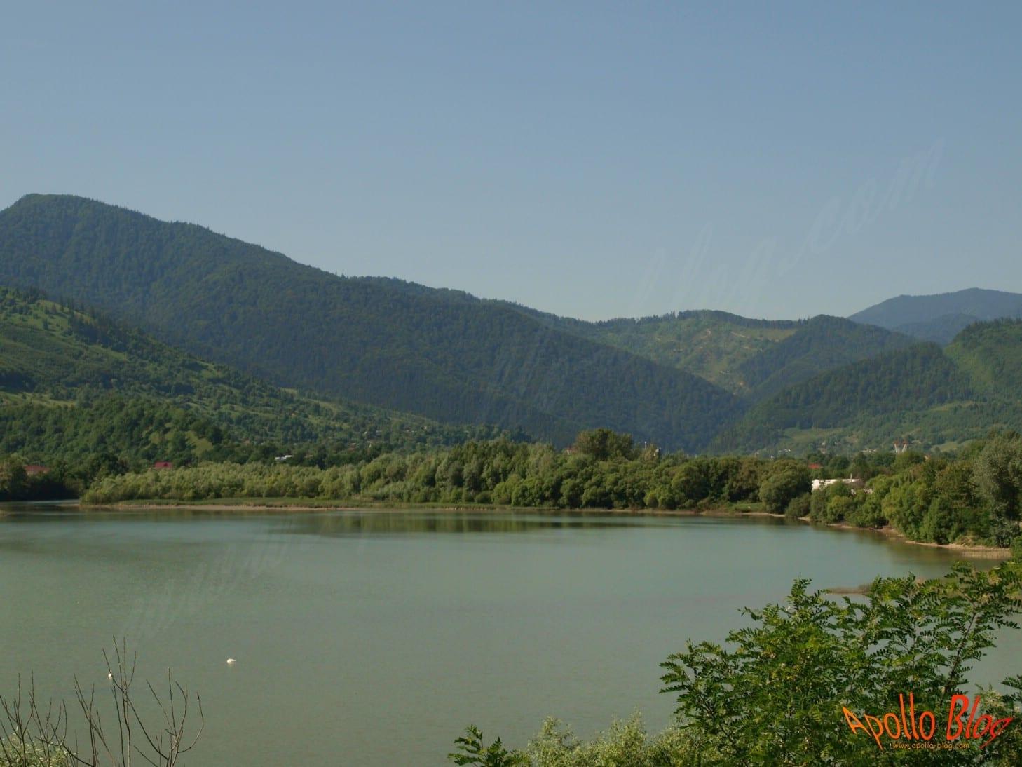 lacul pangari - clement apartments - cazare neamt