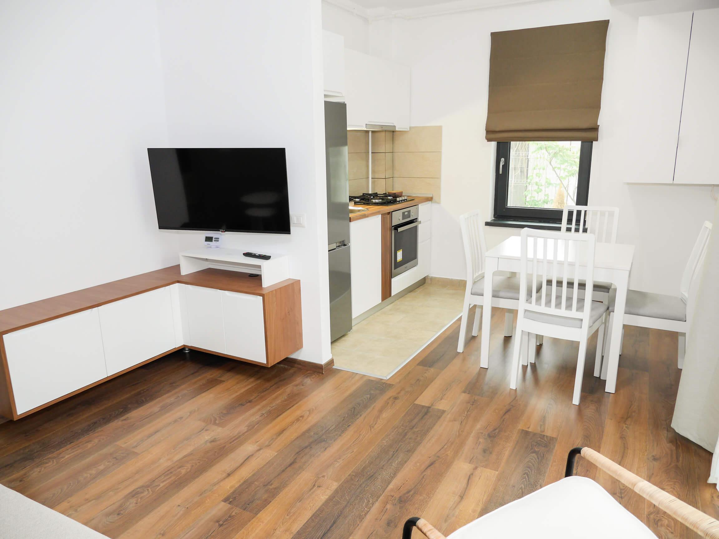 Clement Apartments - apartamente de inchiriat in regim hotelier - cazare neamt - cazare piatra neamt (3) - apartament 3