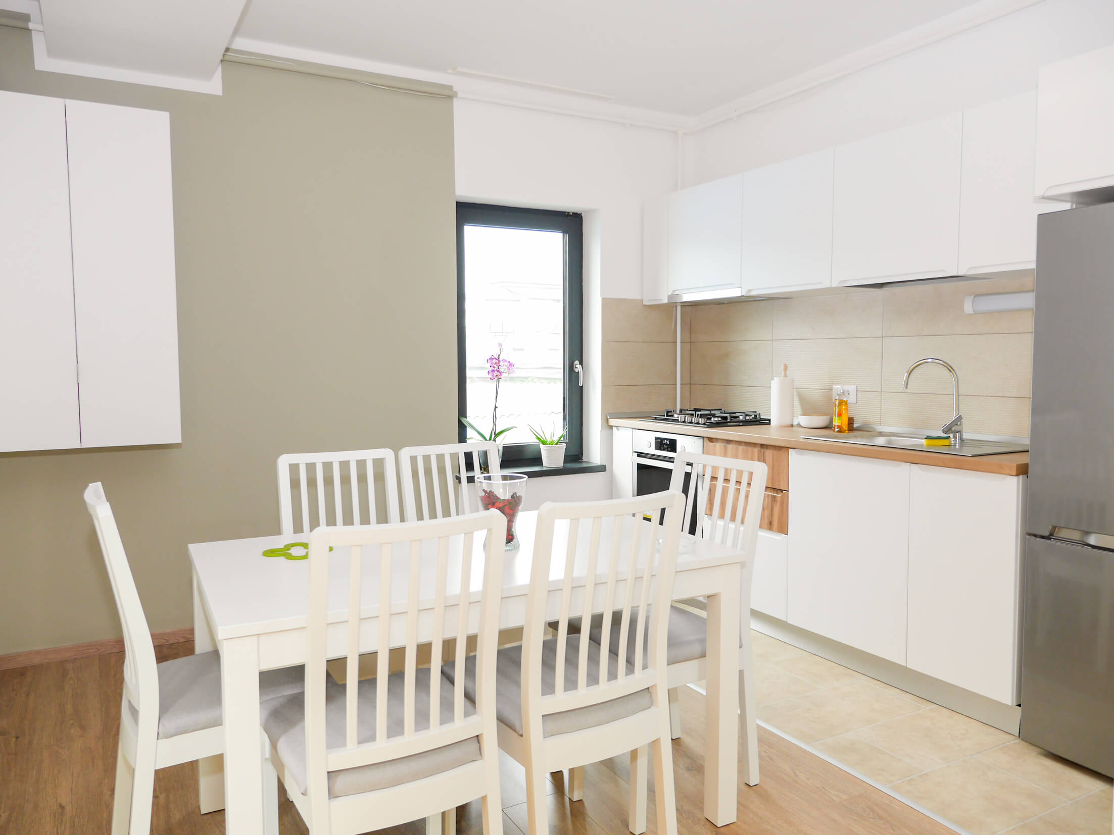 Clement Apartments - apartamente de inchiriat in regim hotelier - cazare neamt - cazare piatra neamt - apartament 4 (2)