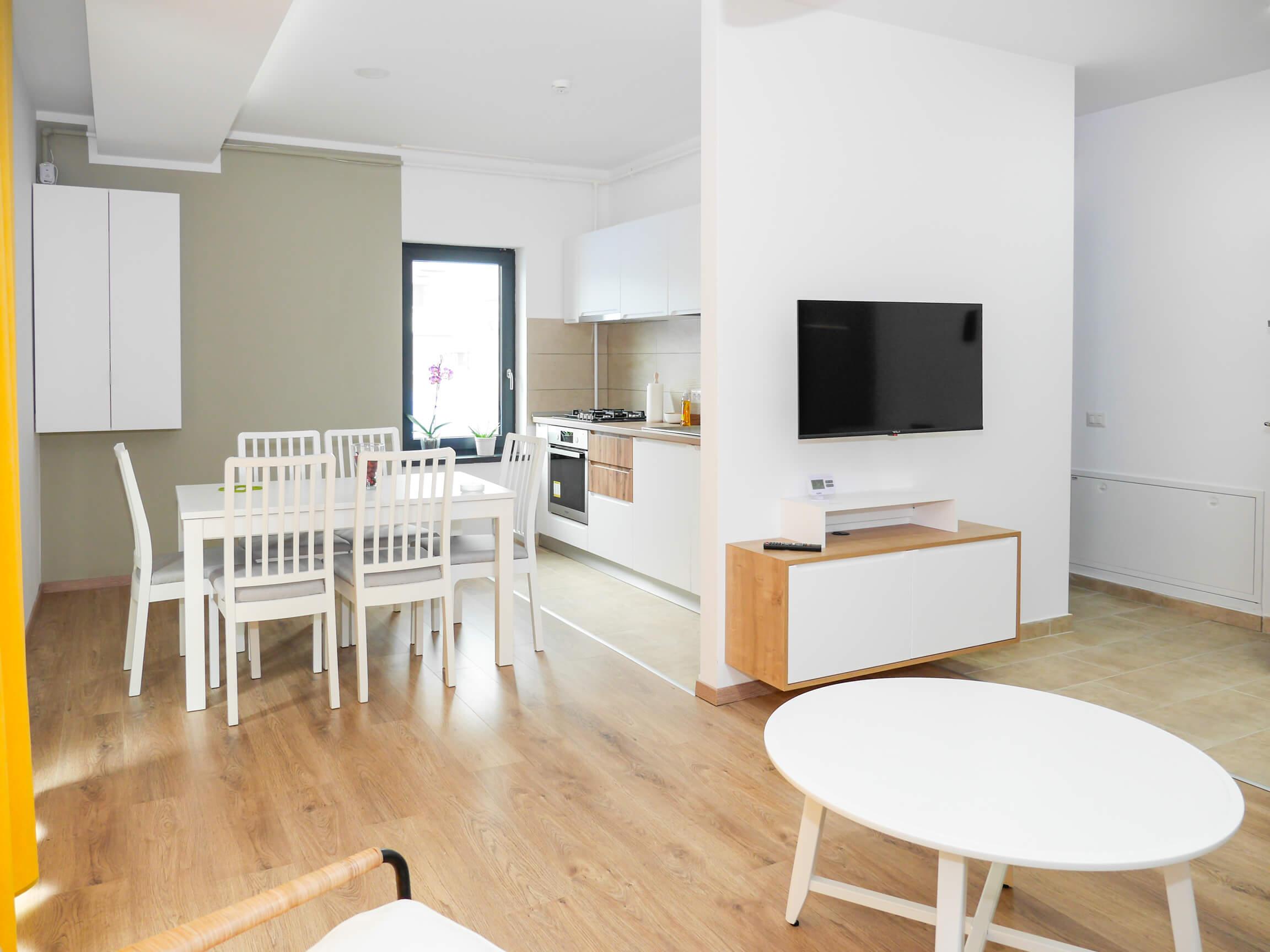 Clement Apartments - apartamente de inchiriat in regim hotelier - cazare neamt - cazare piatra neamt - apartament 4 (5)