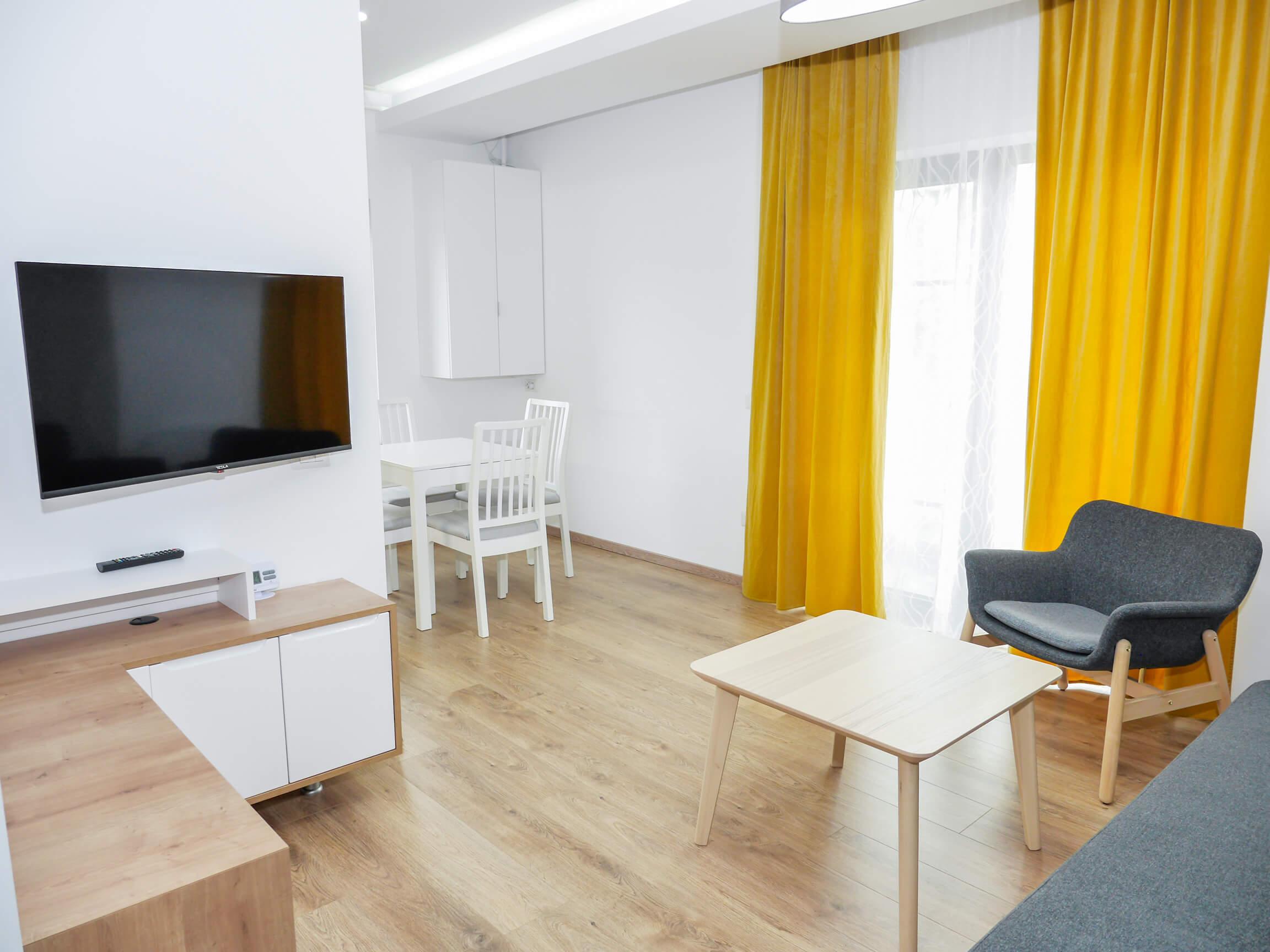 Clement Apartments - apartamente de inchiriat in regim hotelier - cazare neamt - cazare piatra neamt - apartament 6 (3)