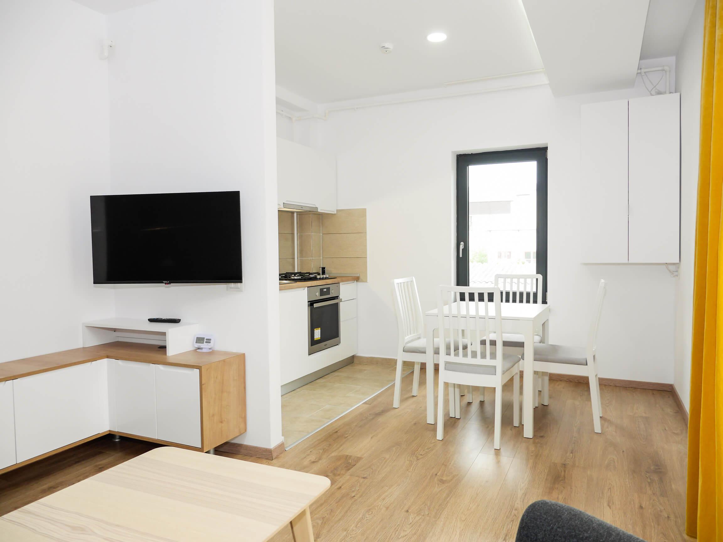 Clement Apartments - apartamente de inchiriat in regim hotelier - cazare neamt - cazare piatra neamt - apartament 6 (6)
