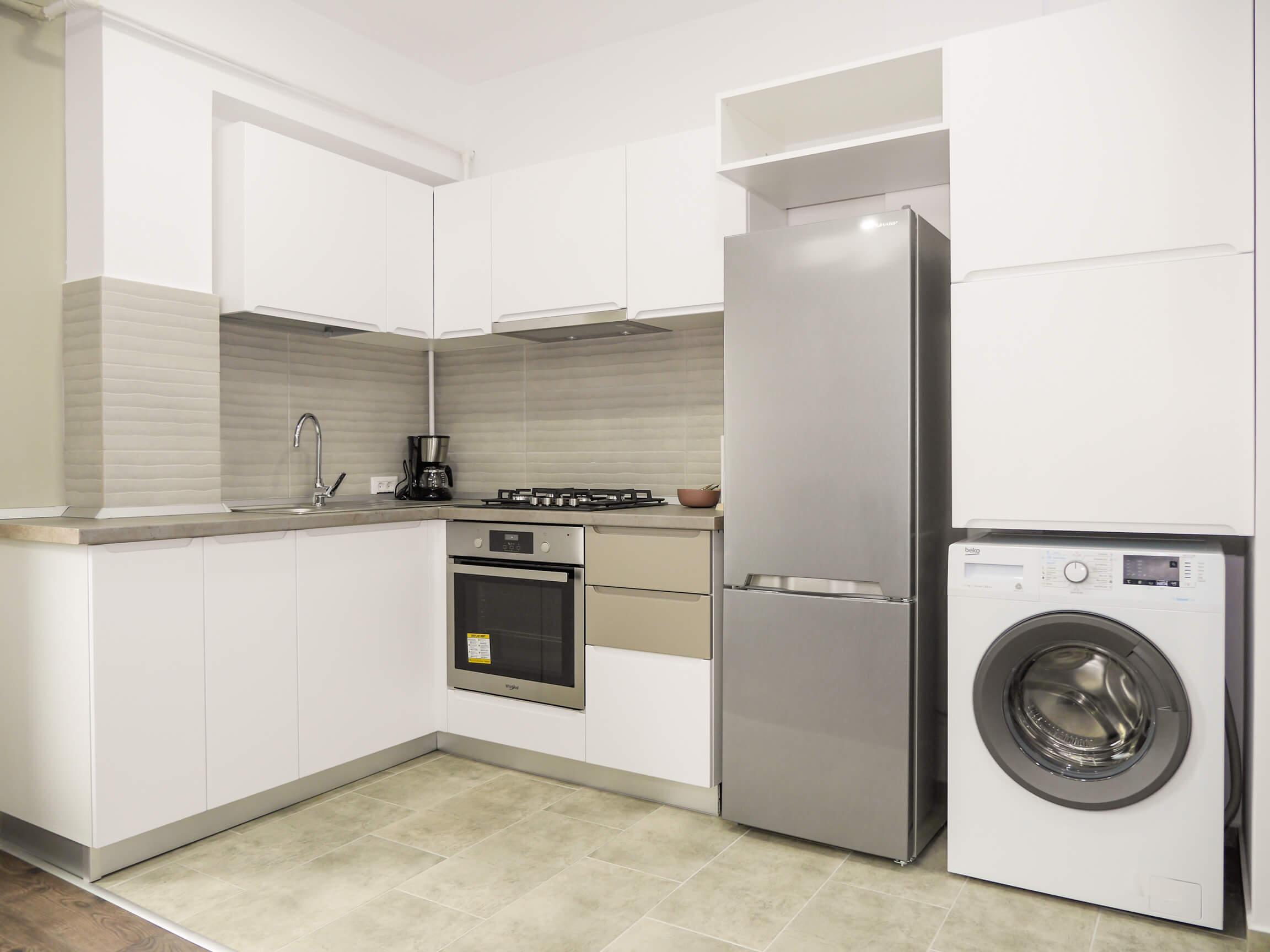 Clement Apartments - apartamente de inchiriat in regim hotelier - cazare neamt - cazare piatra neamt - apartament 7 (7)