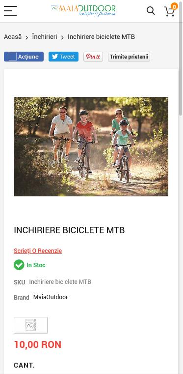Iphone - Inchiriere Biciclete